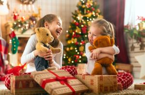 Opções de presentes natal para toda a família