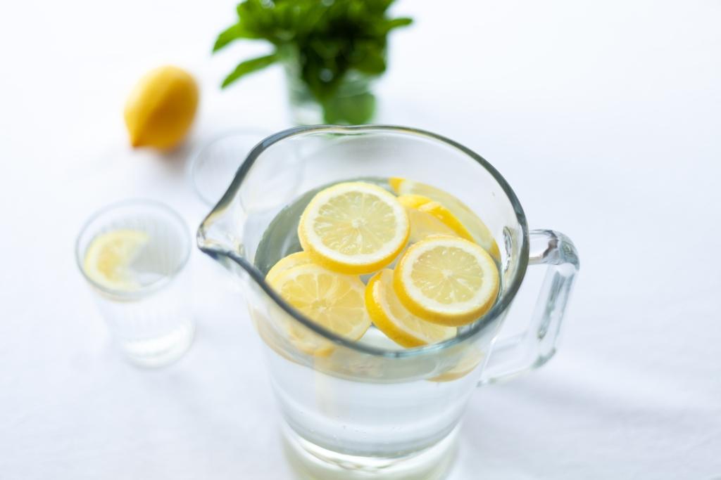 Muita água de coco para refrescar