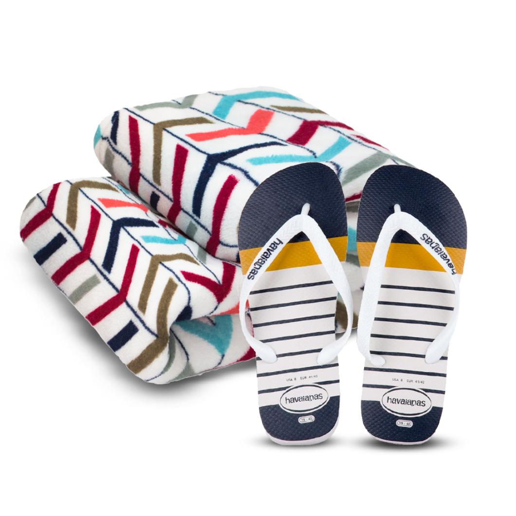 Têxtil e Calçados
