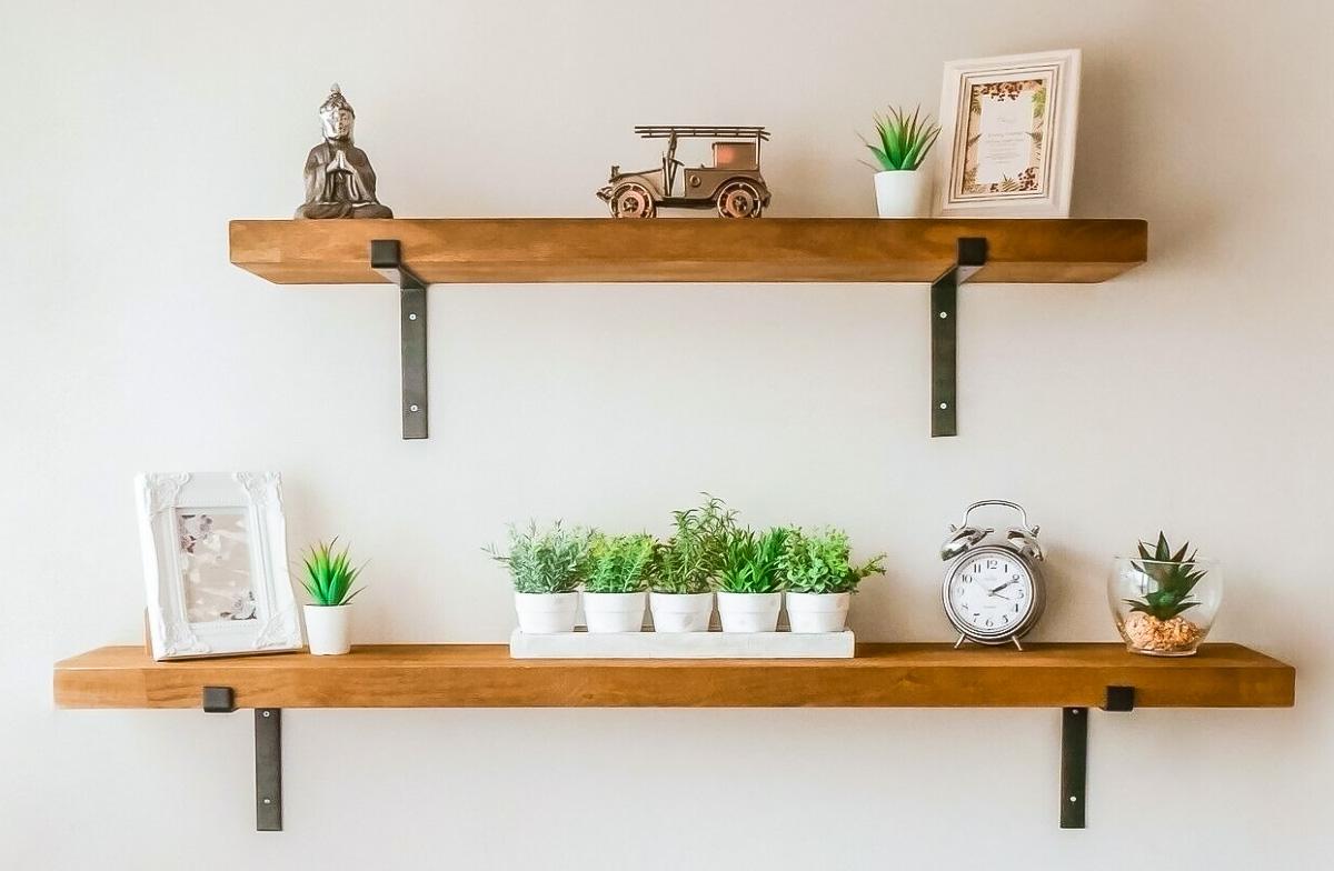 Como instalar uma prateleira em casa