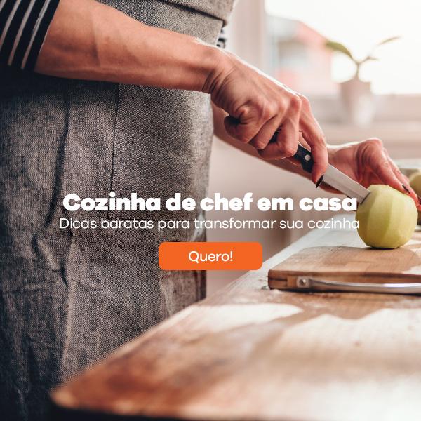 Uma cozinha de chef na sua casa