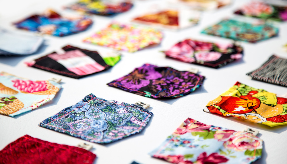 Diferentes tipos de tecidos