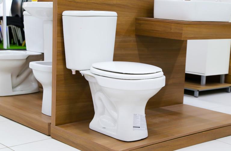 Kit Vaso Sanitário Bacia Aspen