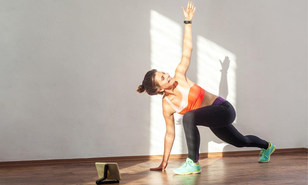App de exercícios