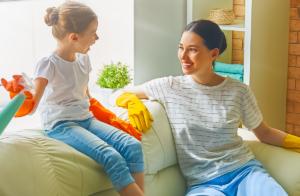 Como criar um quadro de tarefas domésticas para crianças