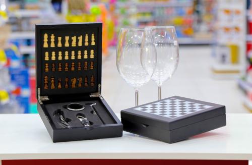 Jogo de Vinho Mimo Style