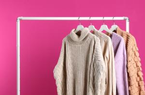 Faça você mesmo a sua arara de roupas