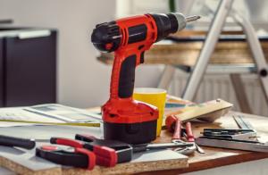 Mãos à obra: ferramentas para reformar e construir
