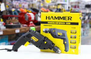 Furadeira  Hammer 550W