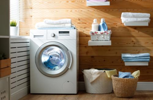 Como organizar a área de serviço da sua casa