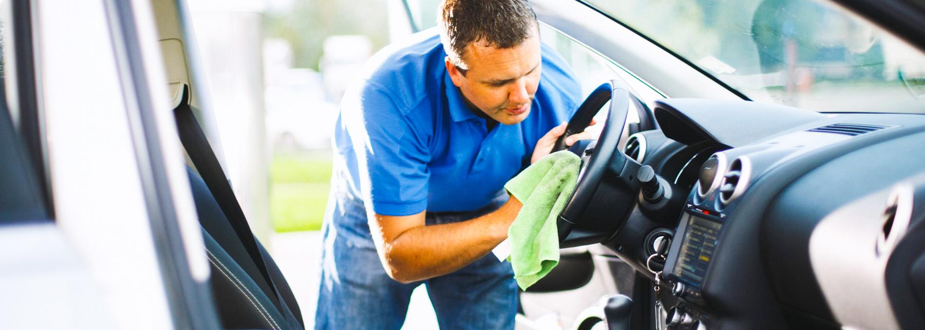 Tutorial: Aprenda como limpar seu carro perfeitamente
