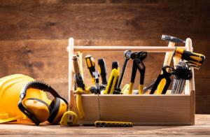Como montar uma caixa de ferramentas perfeita para a sua casa