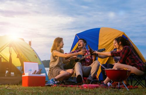 Como planejar um acampamento perfeito para as suas férias