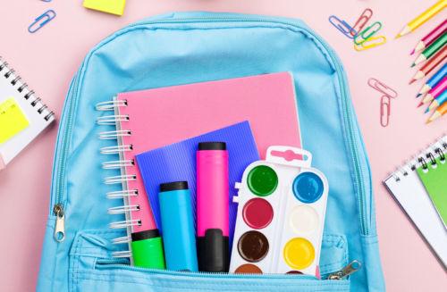 Confira os materiais escolares e novidades que não podem faltar nessa Volta às Aulas!