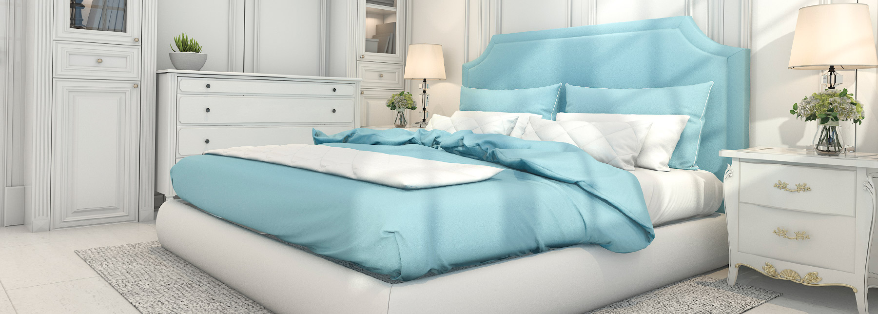 Aprenda como arrumar a cama dos sonhos!