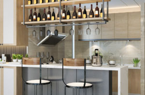 Aprenda como montar um espaço do bar na sua casa!