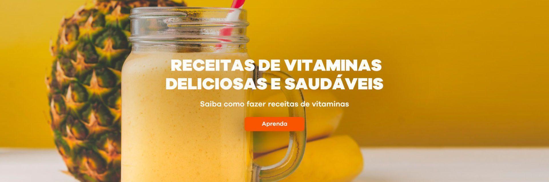 Receitas de Vitaminas