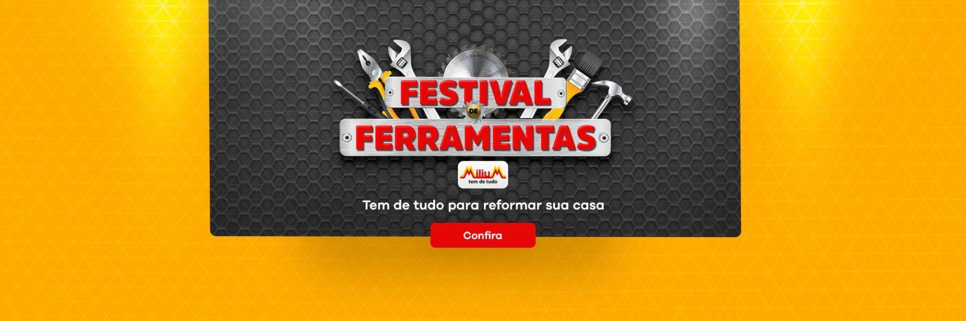 Festival de Ferramentas