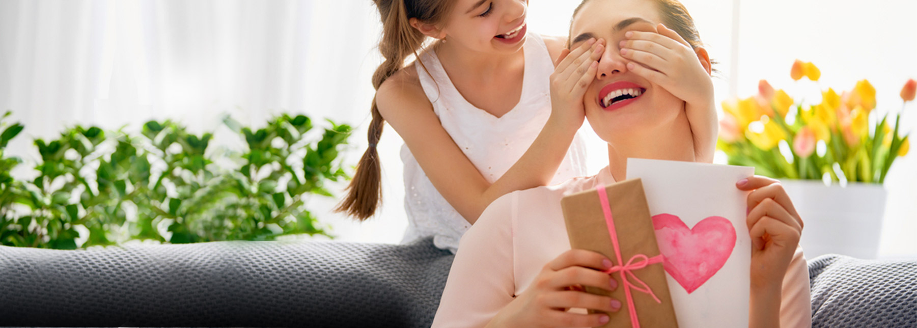 Dia das Mães: confira dicas de presentes para cada tipo de mãe!