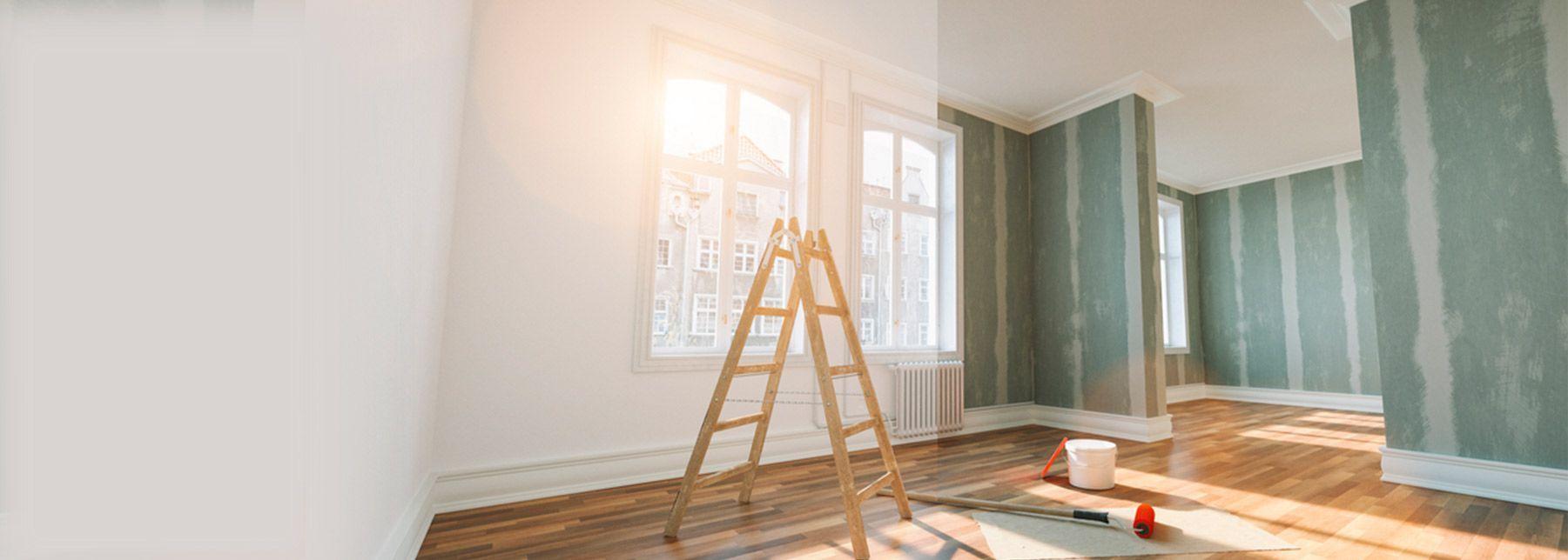Aprenda diferentes tipos de pintura para renovar a sua casa!