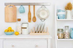 Confira dicas para organizar sua cozinha e facilitar a rotina!