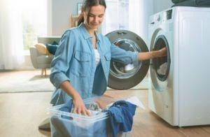 Você sabia que é importante limpar sua máquina de lavar roupa?